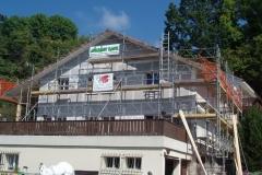 Fassade-EFH-Me-Netzeinbettung
