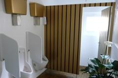 Restaurant WC Gestaltung
