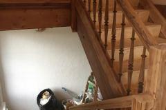 Treppenhaus-vorher