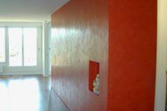 stuccowand rot